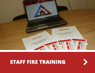 Staff Fire Training